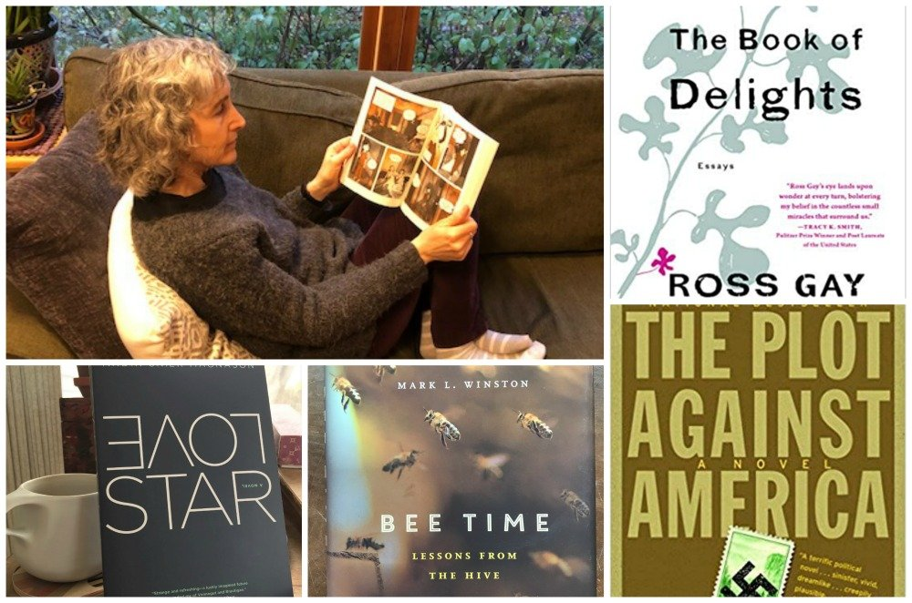 Staff book recommendations april 2020
