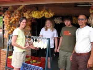 El Salvador Market