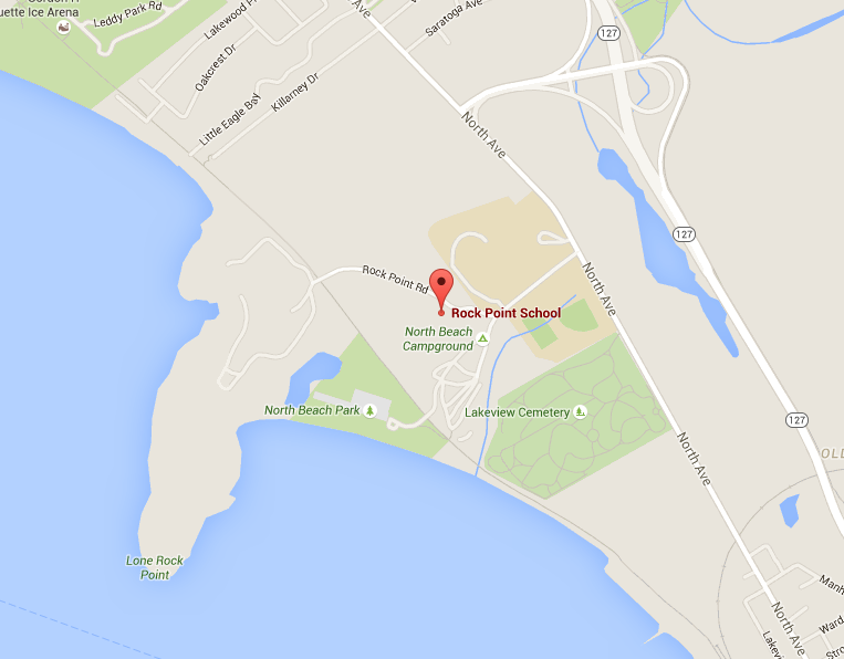 RockPointSchool_Google_map